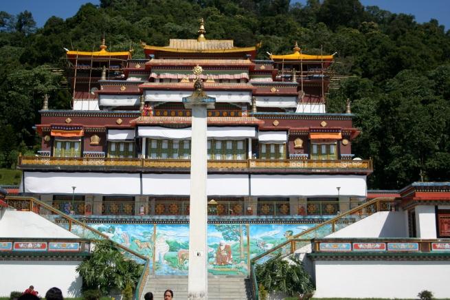 monastery.